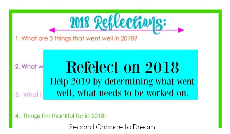 Second Chance to Dream: 2018 Reflections